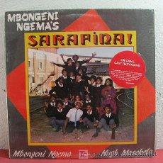 Discos de vinilo: SARAFINA! ' ORIGINAL CAST RECORDING ' LP33. Lote 3193101