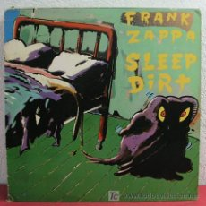 Discos de vinilo: FRANK ZAPPA ( SLEEP DIRT ) USA-1979 LP33. Lote 3198284