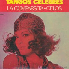 Discos de vinilo: ORQUESTA 101 STRINGS - LA CUMPARSITA / CELOS. Lote 3199823