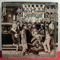 Discos de vinilo: ALICE COOPER ( ALICE COOPER'S GREATEST HITS ) USA-1974 LP33. Lote 3209247