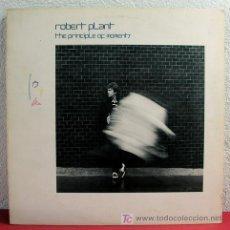 Discos de vinilo: ROBERT PLANT ' EX LED ZEPPELIN ' ( THE PRINCIPLE OF MOMENTS ) USA-1983 LP33. Lote 3209415