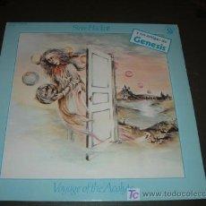 Discos de vinilo: STEVE HACKETT Y ,SUS AMIGOS DE GENESIS 1976, FABRICADO EN ESPAÑA, CHARISMA LABEL. Lote 9571733