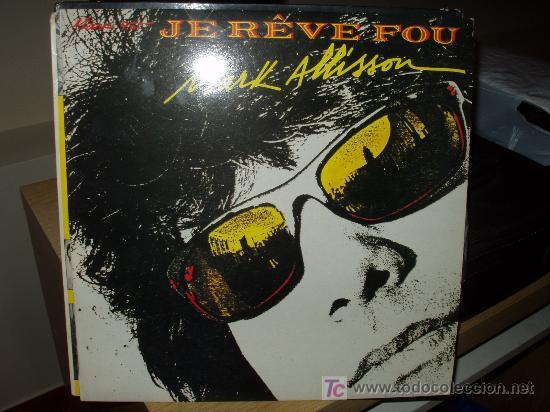 MAXI DE VINILO, DE MARK ALLISSON, REBAJADO DE 8 A 5€, OPORTUNIDAD¡¡¡¡¡¡ (Música - Discos de Vinilo - Maxi Singles - Cantautores Extranjeros)