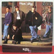 Discos de vinilo: NKOTB ( H.I.T.S ) 1991 LP33. Lote 3236179