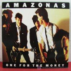 Discos de vinilo: AMAZONAS ( ONE FOR THE MONEY ) 1990 LP33. Lote 3236585