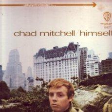 Discos de vinilo: CHAD MITCHELL DISCO LP HIMSELF ORIGINAL USA 1966 WB 1667 FOTO ADICIONAL. Lote 22155753