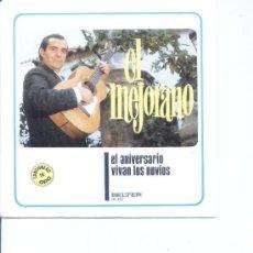 Discos de vinilo: EL MEJORANO.SINGLE 2 CANCIONES.BELTER.1971. Lote 5257917