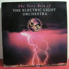 Discos de vinilo: THE VERY BEST OF ' THE ELECTRIC LIGHT ORCHESTRA ' 1990 LP33 DOBLE. Lote 3247108