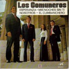 Discos de vinilo: LOS COMUNEROS-ESPERANZA + 3 E.P. EDITADO POR EKIPO EN 1971 EX-EX. Lote 3290779