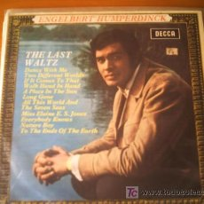 Discos de vinilo: MUSICA GOYO - LP - ENGELBERT HUMPERDINCK - THE LAST WALTZ *AA98. Lote 23047313