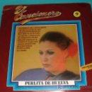Discos de vinilo: EL CANCIONERO PERLITA DE HUELVA. Lote 26968536