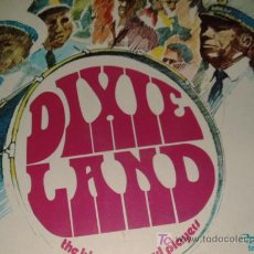 Discos de vinilo: DIXIE LAND,THE BLUES AND SOUL PLAYERS. Lote 26557399