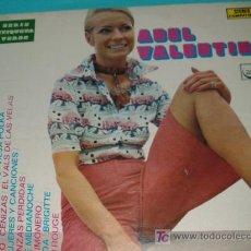 Discos de vinilo: ADEL VALENTINE. Lote 26557400
