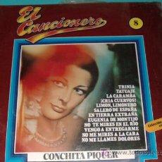 Discos de vinilo: EL CANCIONERO CONCHITA PIQUER. Lote 25706264
