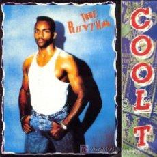 Disques de vinyle: COOL T ··· THE RHYTHM (CLASSICAL DREAM MIX) / THE RHYTHM (INSTRUMENTAL) - (SINGLE 45 RPM) ··· NUEVO. Lote 27085494