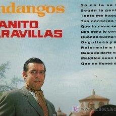 Discos de vinilo: JUANITO MARAVILLAS . Lote 8130839