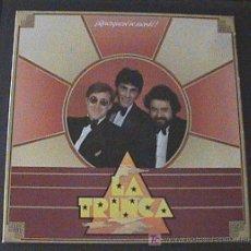 Discos de vinilo: DISCO DE VINLO DE LA TRINCA - ¿QUESQUESÉ SE MERDÉ? -1 LP, ARIOLA, 1983. CARA A: LA PATATA; EL BARON . Lote 21902031