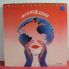Discos de vinilo: JEAN MICHEL JARRE ( RENDEZ-VOUS ) 1986 - GERMANY LP33 POLYDOR. Lote 3386663