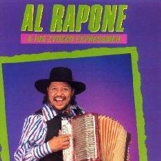 Discos de vinilo: AL RAPONE & HIS ZYDECO EXPRESSMEN ··· ZYDECO TO GO - (LP 33 RPM) ··· NUEVO. Lote 20239620