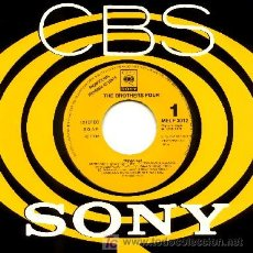 Discos de vinilo: THE BROTHERS FOUR ··· MEDLEY - (SINGLE 45 RPM) ··· NUEVO. Lote 20277446