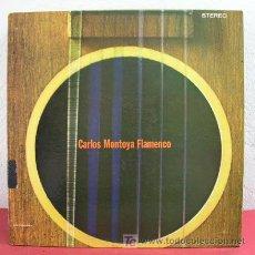 Discos de vinilo: CARLOS MONTOYA & NIÑO DE ALMADEN (LA CANA, CARACOLAS, SEGUIDILLAS, MURCIANAS, GRANAINAS...) USA. Lote 3395437