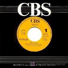 Discos de vinilo: BENNY B ··· VOUS ETES FOUS - (SINGLE 45 RPM) ··· NUEVO. Lote 20313956