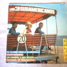 Discos de vinilo: LOS 3 SUDAMERICANOS 1967. Lote 3413812