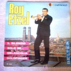 Discos de vinilo: ROY ETZEL 1965. Lote 7017907