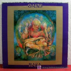 Discos de vinilo: RASA ( OASIS ) 1979 - SWEDEN LP33 LOTUS EYE RECORDS. Lote 94054690
