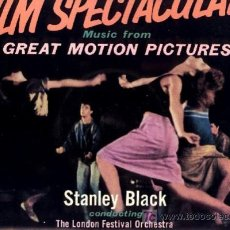 Discos de vinilo: STANLEY BLACK Y THE LONDON FESTIVAL ORCHESTRA - (LP 33 RPM) - VINILO NUEVO. Lote 20360789