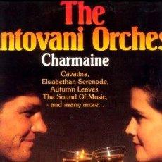 Discos de vinilo: THE MONTOVANI ORCHESTRA ··· CHARMAINE - (LP 33 RPM) ··· NUEVO. Lote 20470457
