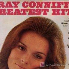 Discos de vinilo: RAY CONNIFF ··· GRATEST HITS - (LP 33 RPM) ··· NUEVO. Lote 20477470
