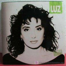 Discos de vinilo: LUZ CASAL ( A CONTRALUZ ) 'PIENSA EN MI...' 1991 LP33. Lote 3468683