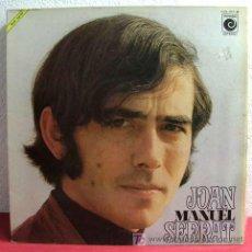 Discos de vinilo: JOAN MANUEL SERRAT 'LA PALOMA,EL TITIRITERO,TU NOMBRE ME SABE A HIERBA,MIS GAVIOTAS...' 1969. Lote 3468871