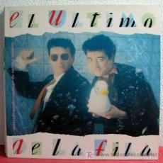 Discos de vinilo: EL ULTIMO DE LA FILA ( EL ULTIMO DE LA FILA ) 1990 LP33. Lote 3490459