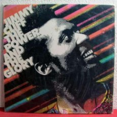 Discos de vinilo: JIMMY CLIFF ( THE POWER AND THE GLORY ) USA-1983 LP33. Lote 3522875