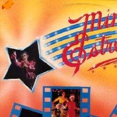 Discos de vinilo: MINI ESTRELLAS ··· TEMAS DE ARTISTAS CANTADOS POR NIÑOS - (LP 33 RPM) ··· VINILO NUEVO ··· INFANTIL. Lote 20533592