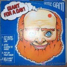 Discos de vinilo - GENTLE GIANT ----- GIANT FOR A DAY - 20963904