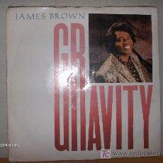 Discos de vinilo: JAMES BROWN ----GRAVITY. Lote 25672141