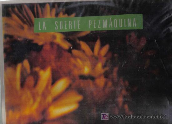 LP LA SUERTE PEZMAQUINA (Música - Discos - LP Vinilo - Grupos Españoles de los 90 a la actualidad)