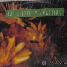 Discos de vinilo: LP LA SUERTE PEZMAQUINA. Lote 23306740