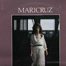 Discos de vinilo: LP MARICRUZ . Lote 17730946