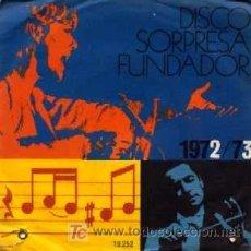 Discos de vinilo: WALDO DE LOS RIOS ··· MOZART (SERENATA Nº 13) + 3 TEMAS - (EP 45 RPM). Lote 21543601