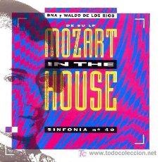 Discos de vinilo: WALDO DE LOS RIOS ··· SINFONIA Nº 40 (MOZART) - (SINGLE 45 RPM) ··· NUEVO. Lote 21543541