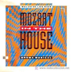 Discos de vinilo: WALDO DE LOS RIOS ··· BROMA MUSICAL (MOZART) - (SINGLE 45 RPM) ··· NUEVO. Lote 21543527