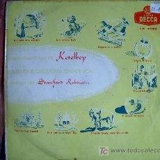 Discos de vinilo: LP-KETELBEY-OBRAS INMORTALES-NUEVA ORQUESTA SINFONICA CON COROS. DR., STANFORD ROBINSON. Lote 3649664
