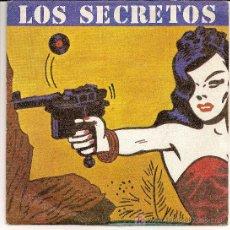 Discos de vinilo: LOS SECRETOS - NO ME IMAGINO - 1983. Lote 26942063