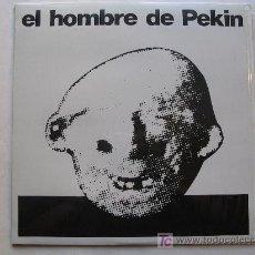 Discos de vinilo: EL HOMBRE DE PEKIN - GIRA / VIS 1985. Lote 26650075