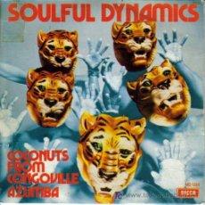 Discos de vinilo: SOULFUL DYNAMICS-COCONUTS FROM CONGOVILLE + AZUMBA S.G. EDITADO POR DECCA EN 1972 PROMOCIONAL SPAIN . Lote 3669948