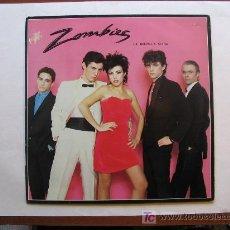 Discos de vinilo: ZOMBIES - LA MURALLA CHINA - RCA 1981. Lote 27584962